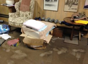 Water Damage restoration - Regency DRT